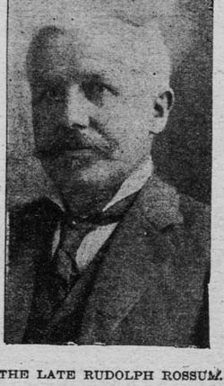 Rudolph Rossum