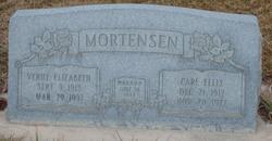 Carl Ellis Mortensen