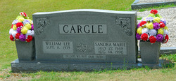 Sandra Marie <i>Everett</i> Cargle