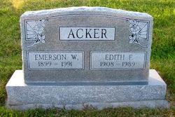 Emerson W. Acker