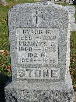 Cyrus S Stone