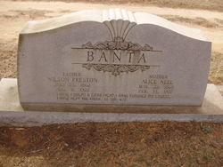 Wilson Preston Banta