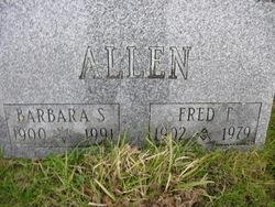 Fred T. Allen