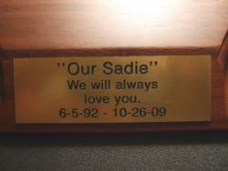 Sadie Steele