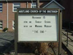 Maitland Brethren
