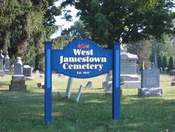 West Jamestown Cemetery