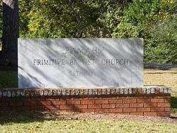 Ramah Church Cemetery