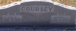Rebecca Adaline <i>Sharp</i> Coursey