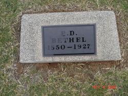 P. D. Bethel