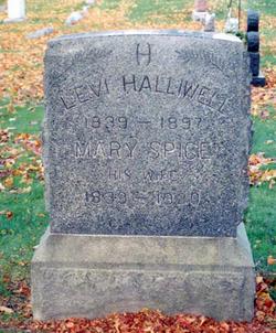 Levi Halliwell