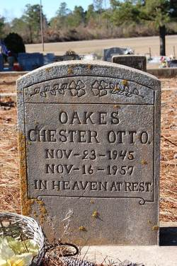Chester Otto Oakes