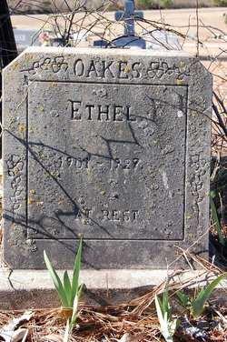 Ethel <i>Clark</i> Oakes
