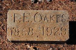 Frank E. Oakes