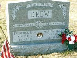 Marion <i>Reilly</i> Drew