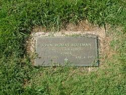 John Romas Bozeman