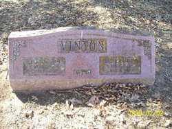 Carrie Clarinda <i>Hairston</i> Vinton