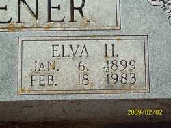 Elva E <i>Hairston</i> Grabener