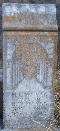 Mary Lenora <i>Provence</i> McVay
