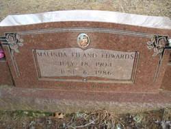 Malinda <i>Eiland</i> Edwards