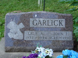 Lela A Escher <i>Hendricks</i> Garlick
