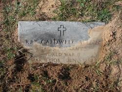 Ray Caldwell Allen