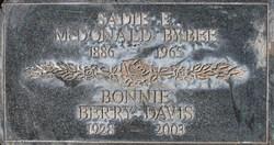 Sadie Ellen <i>Ward</i> Bybee