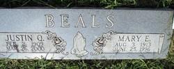 Justin Q Beals