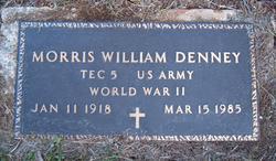 Morris William Denney