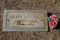 Adolph B Bensen