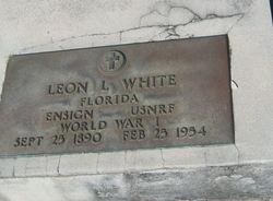 Ens Leon L. White