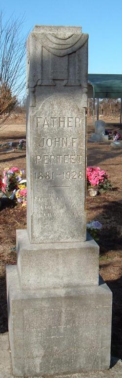 John Franklin Perteet