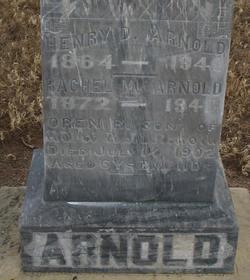 Oren Raymond Arnold