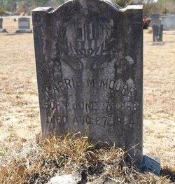Caroline Mary Carrie <i>Keaton</i> Moore