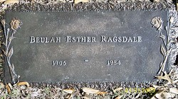 Beulah Esther Ragsdale