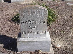 Marcus A. May