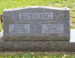 Valetta Marie <i>Bleam</i> Bushong