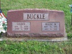 Maude Mae <i>Cline</i> Buckle