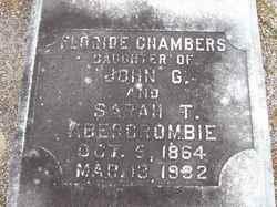 Floride <i>Abercrombie</i> Chambers