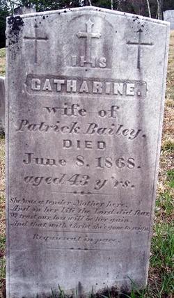 Catharine Bailey