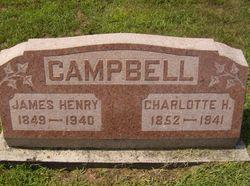 Charlotte E. <i>Robinson</i> Campbell