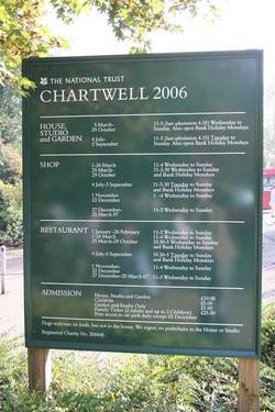 Chartwell (Churchill's home)