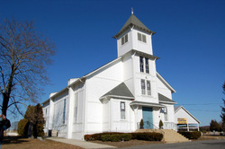 Perrineville Presbyterian Churchyard