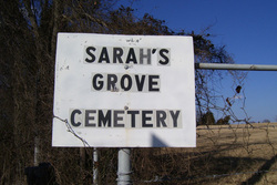 Sarah Grove Cemetery