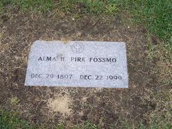 Alma Helen <i>Pirk</i> Fossmo