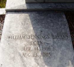 William Jennings Bryan Dorn