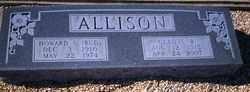 Gladys <i>Burns</i> Allison