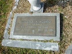 Aristedes A. Artie Aguayo