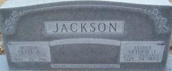 Olive Ann <i>Torgerson</i> Jackson