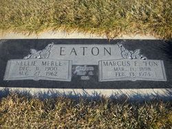 Marcus Elfonzo Eaton