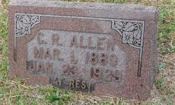 C R Allen